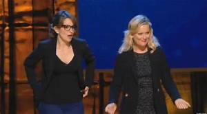 Tina Fey & Amy Poehler Auction Off Friendship At 'Night Of ...