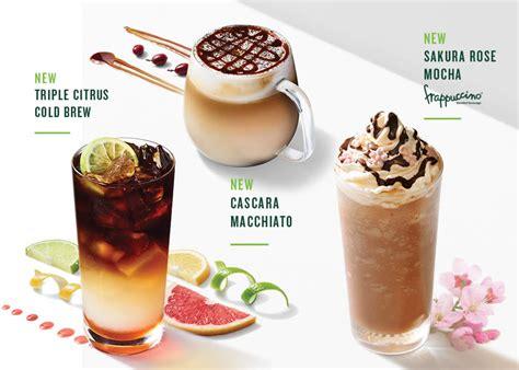 Sugar, egg yolks tiramisu liqueur drink recipes. Starbucks launching new beverages - Cascara Macchiato, Triple Citrus Cold Brew & Sakura Rose ...