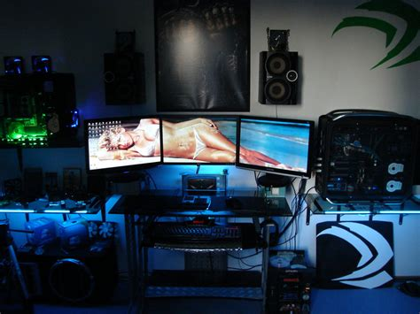 best gaming rooms post your gaming room off topic mapcore