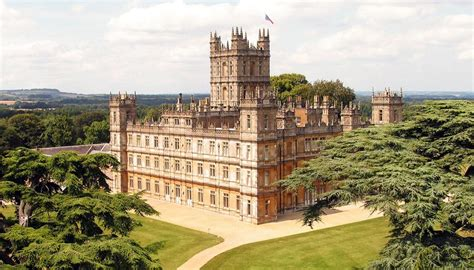 downton abbeys highclere castle    airbnb newshub