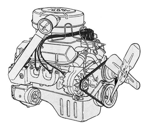 65 Mustang Engine Diagram by Ford 289 Engine Diagram Search Buzzy