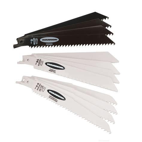 sawzall blades 6 in general purpose bi metal reciprocating saw blade