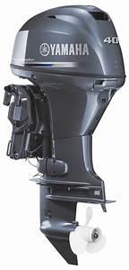Yamaha 40 Hp Outboard Motor Specs