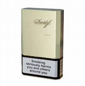 6 Cartons Davidoff Gold (600 cigarettes)