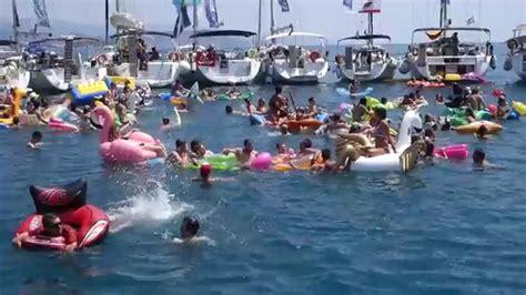 Yacht Week Greece by The Yacht Week Greece 2015 Week 31
