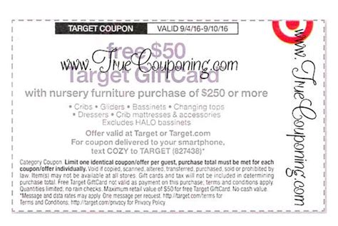 Special Coupon In 9416 Sunday Newspaper Target (3) Baby