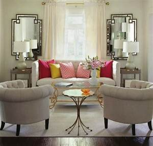 House envy furniture layoutbig or small space you39ve for Couch and sofa table in front of window