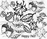 Coloring Fall Pages Autumn Printable Leaves Adults Happy Crayola Braces Sheets Leaf Unique Nature Rocks Getcolorings Inspired Inspirational Divyajanani Birijus sketch template