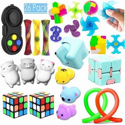 Fidget Toys Sensory Favors Assortment Birthday Classroom