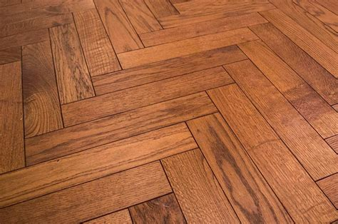 oak news installation  parquet oak flooring