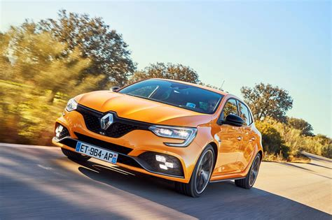 News - 2018 Renault Megane RS, Cup Chassis Q4 Locked In