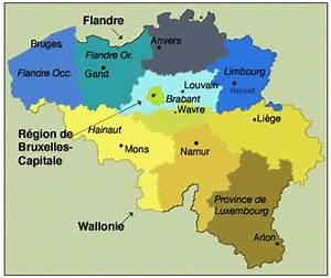 Carte Du Monde Liège : belgique carte et image satellite ~ Teatrodelosmanantiales.com Idées de Décoration
