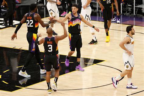 Phoenix Suns Cook Denver Nuggets in Series Opener; Chris ...
