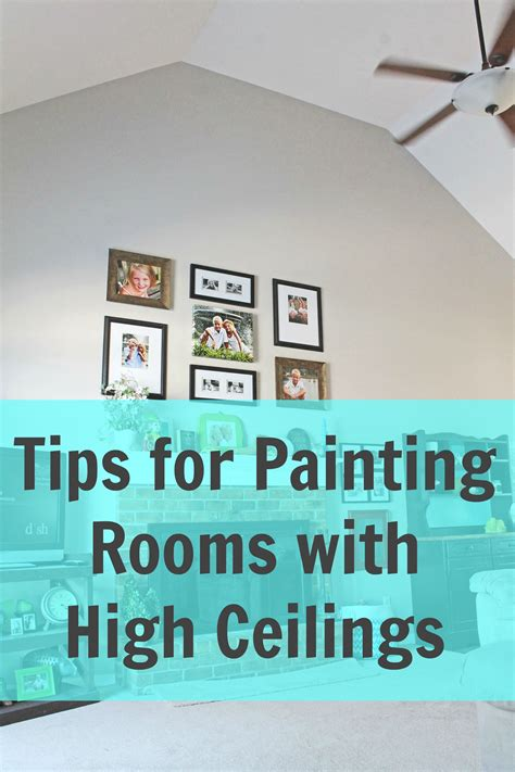 Zimmerdecke Streichen Tipps by Tips For Painting Rooms With High Ceilings