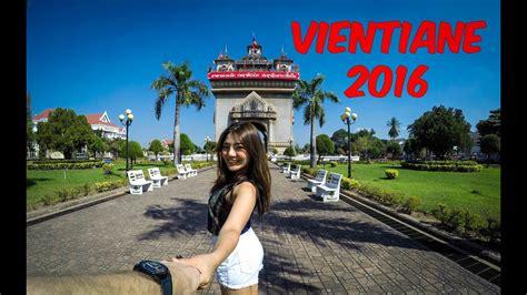 Vientiane, Laos trip 2016 - YouTube