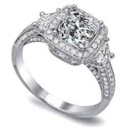 solitaire wedding band half moon engagement rings from mdc diamonds nyc