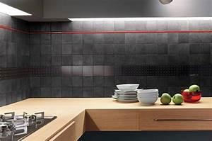 Credence Sur Carrelage : prix credence cuisine sur carrelage cr dences cuisine ~ Premium-room.com Idées de Décoration