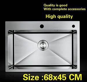 Free Shipping Household Multifunction Kitchen Manual Sink
