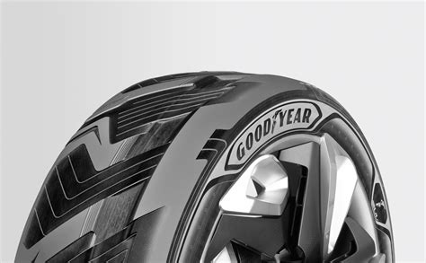Goodyear Is Trying To Make An Electricity-generating Tire