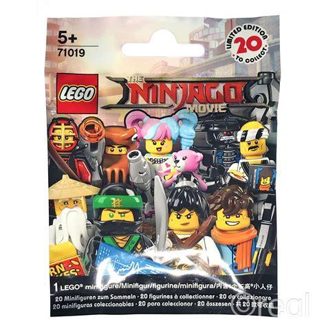 lego blind bags new lego 1 4 5 10 or 60 ninjago minifigure blind