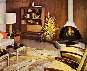 1960s decorating style for 60s interior decorating