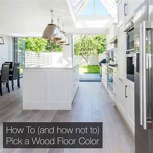 Interior design for How to pick wood floor color