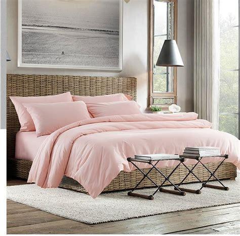 light pink sheets queen 2015 100 egyptian cotton light pink bedding set sheets
