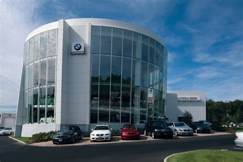 Architectural Aluminum Panels Paul Miller Bmw Dealership