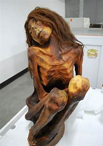 The Female Mummy Of The Lippisches Landesmuseum Detmold