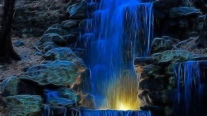 Waterfall Wallpapers Desktop Moving Animated Waterfalls Under