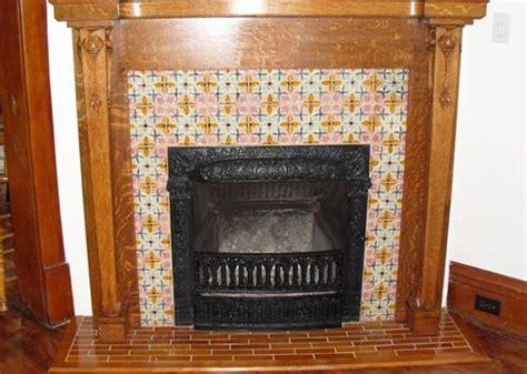 antique fireplace tiles 46 best images about fireplace on mantels