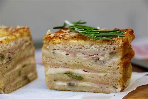 meilleure recette de croque cake ou cake croque monsieur