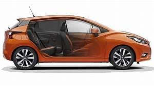 Opel Micra : medidas nissan micra 2017 maletero e interior ~ Gottalentnigeria.com Avis de Voitures