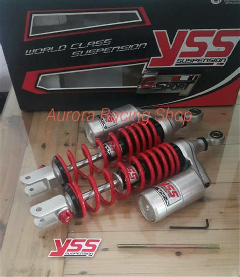 jual shock shockbreaker yss g sport tabung atas 335mm