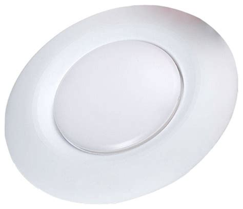 commercial electric recessed lighting 6 in warm white