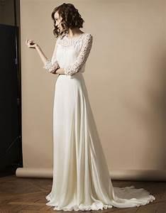 Robe De Mariee Sirene : robe de mari e dentelle sir ne 30 robes de mari e en ~ Melissatoandfro.com Idées de Décoration