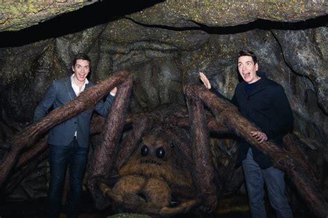 im bad  spiders  aragog creature designer nick