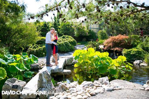 norfolk botanical garden engagement photography