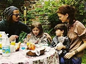 Mother Style Icon: Vanessa Paradis