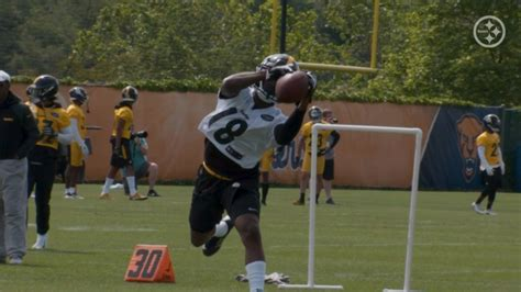 rookie wr johnson admits   tested