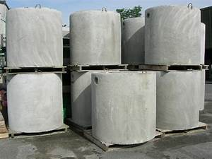 Fosse Septique Beton Ancienne : fosse septique pour relevage en beton ~ Premium-room.com Idées de Décoration