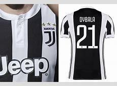 Juve, UFFICIALE ecco la maglia 201718 VIDEO Serie A