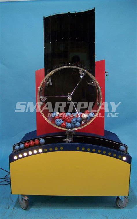 halogen ii lotterie ziehmaschine smartplay international