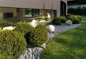 viali in ghiaia ghiaia per giardini progettazione giardini ghiaia per