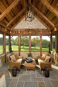 lovely patio room design ideas 19 Lovely Decor Ideas for Rustic Porch Look - Style Motivation