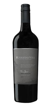 Murrieta's Well The Spur Red Wine Blend 2014   750 mL
