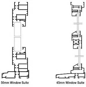 Curtain Slide Track by Curtain Wall And Aluminium Shopfront Systems Door Spring