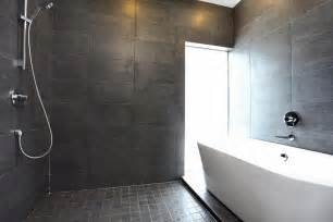 open shower bathroom design the ease and of open concept showers home garden design ideas articles
