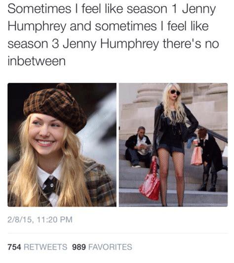 25 Best Memes About Jenny Humphrey Jenny Humphrey Memes