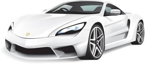 Royalty Free Luxury Car Clip Art, Vector Images